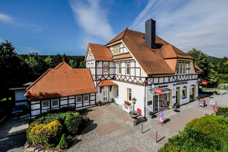 Alte-apotheke-Schierke