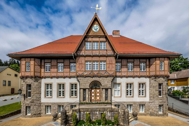 Rathaus-Schierke