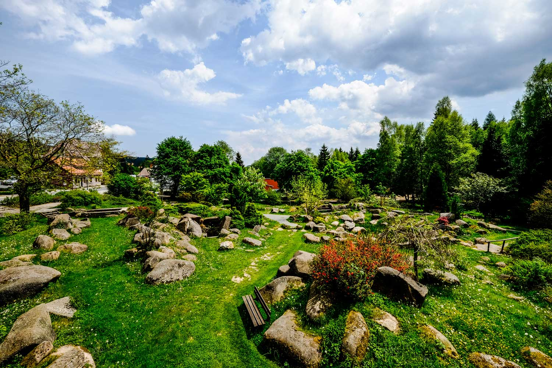 Kurpark Schierke
