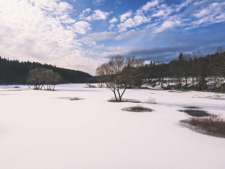 Schierke im Schnee 4