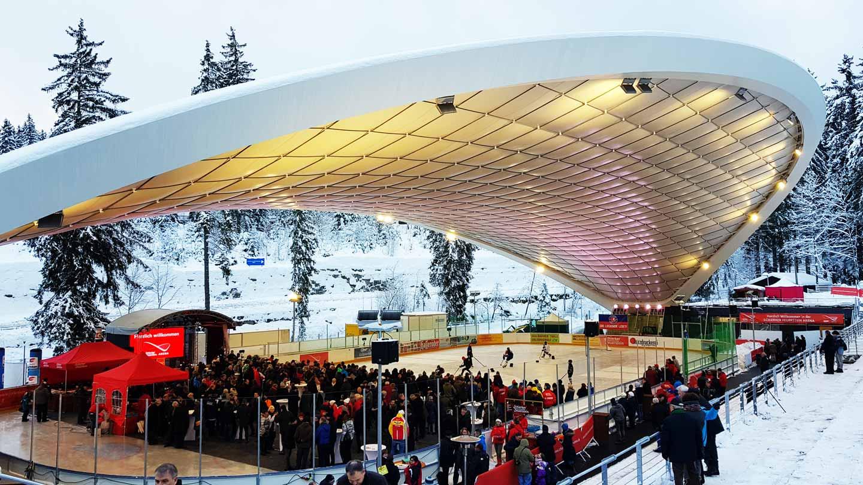 Schierker Feuerstein-Arena